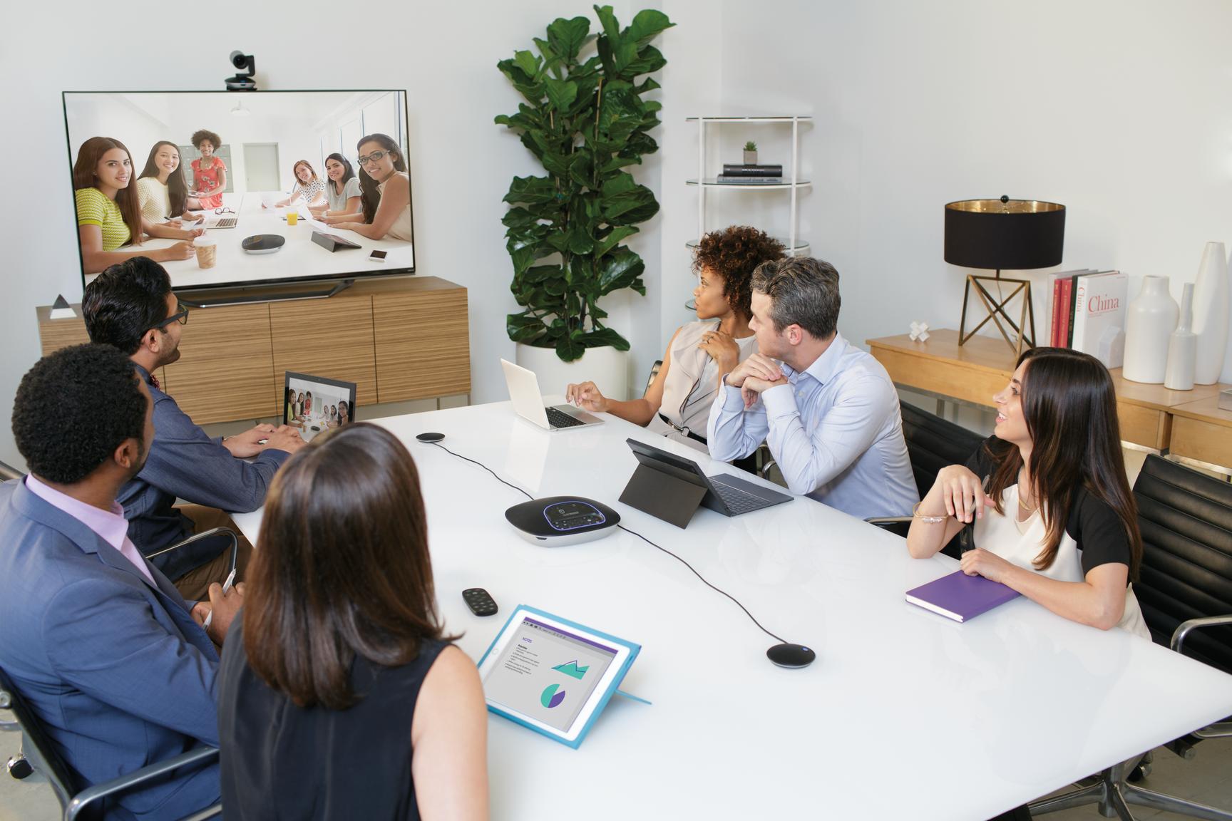 Predstavljamo mobilni multifunkcijski videokonferencijski sustav