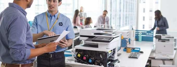 Servis printera