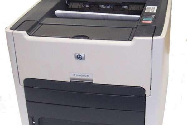 Legendardni laserski pisača HP LJ1320 + novi toner - 580 kn+pdv