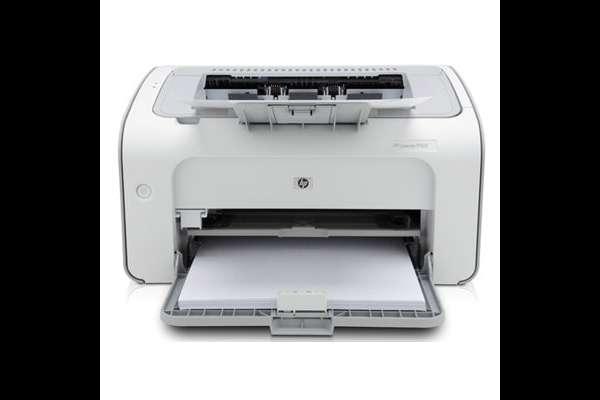 Rabljeni HP LASERJET PROFESSIONAL P1102 + novi toner  - 300 kn